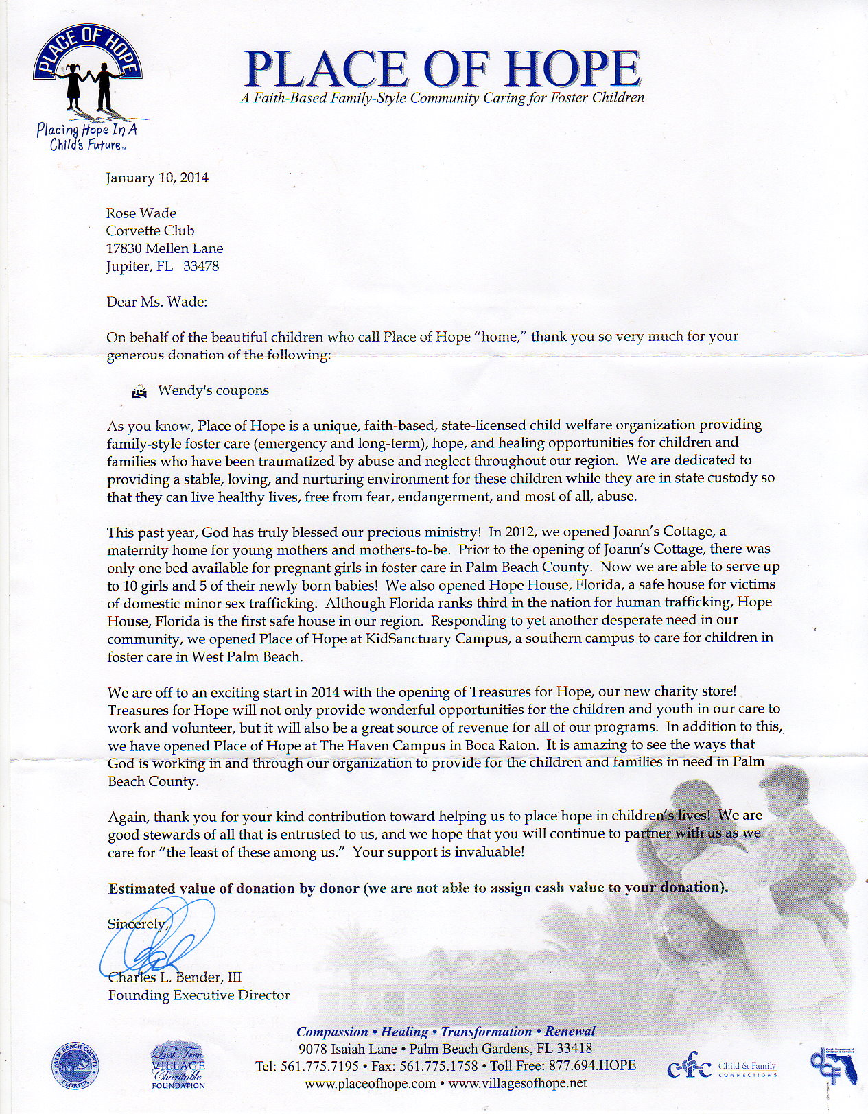 About ccpb quantum house thank you letter for the 2014 corvettes on clematis corvette show dec 2014 quantum house lords place thank you letter halloween showp1 expocarfo Image collections